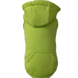 Sweat  Vert pour chien