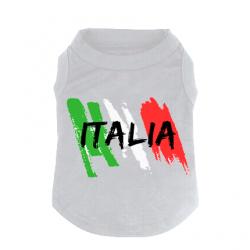 T-shirt Pour chien Italia