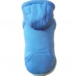 Sweat Relax bleu clair pour chien