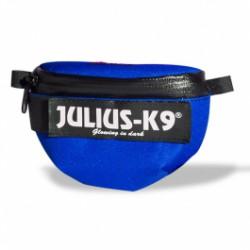 Paire de Sacoches bleu Harnais Julius K9 IDC-POWER