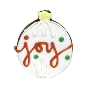 Mon petit biscuit boule de Noël