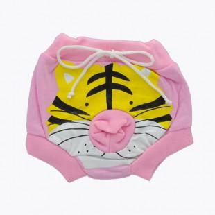 """Culotte hygiénique """"tiger pink"""" pour chiens"""