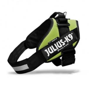 JULIUS K9  harnais Vert(+ de14kg)