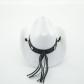 Chapeau Cow Boy Blanc pour chien